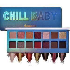NWT, CMAA DU CHILL BABY SHADOW PALETTE.